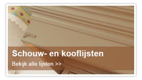 Houten Sierlijsten Voor Buiten by Houten Lijstwerk Sierlijsten Bie Yourself Maatwerkmagazijn