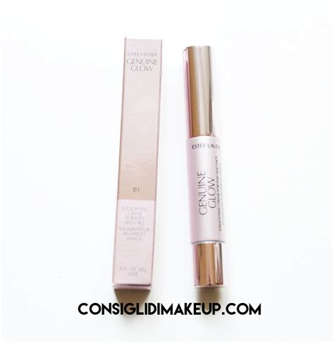 illuminante estee lauder review genuine glow eyelighting for and