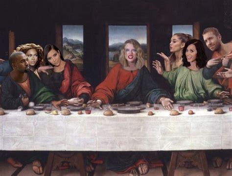 Last Supper Meme - in memoriam here lie the best quot r i p taylor quot memes