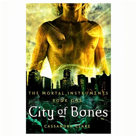 the city a novel books city of bones mortal instruments