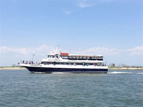 fishing boat trips in nyc 40 best capt lou fishing trips images on pinterest