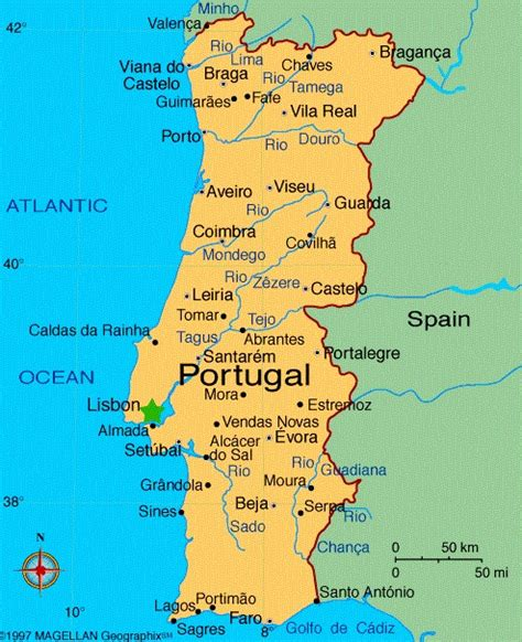 where is portugal located on the world map image gallery lisbon on world map