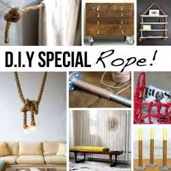 fun diy home decor ideas diy rope hacks diy ideas amp tutorials