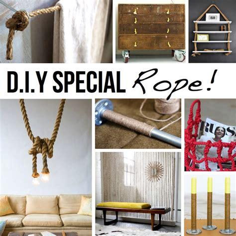 diy ideas diy rope hacks diy ideas tutorials