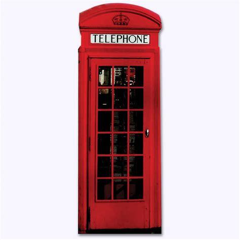 Telephone Box stand up telephone box 1 91m peeks