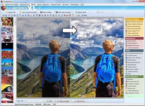 programmi per cornici foto programma per modificare foto e software elaborazione