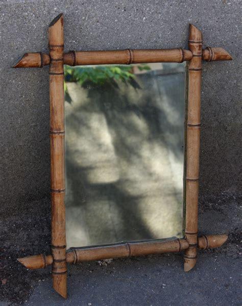 étagère échelle Bois by Miroir Salle De Bain Bambou