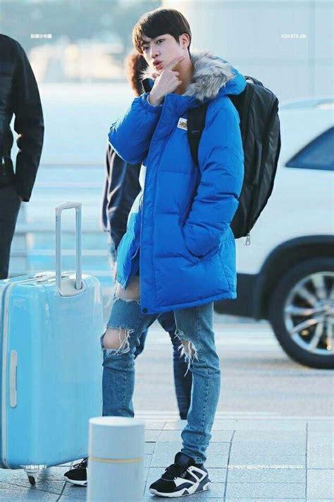 Jinjin Fashion jin s airport fashion army s amino