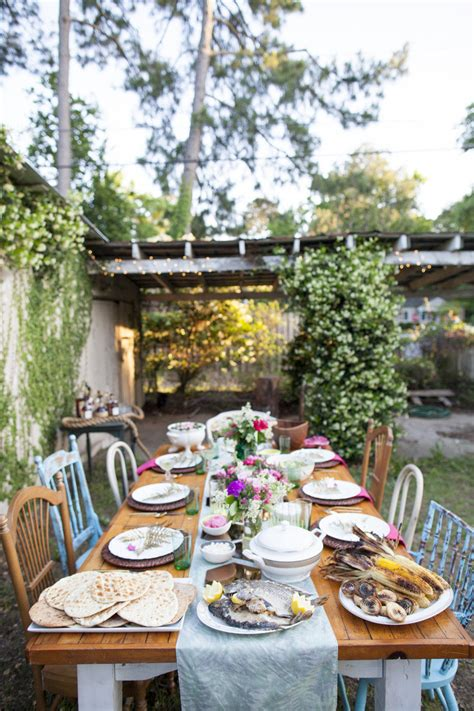 rustic backyard party ideas 50 outdoor party ideas you should try out this summer