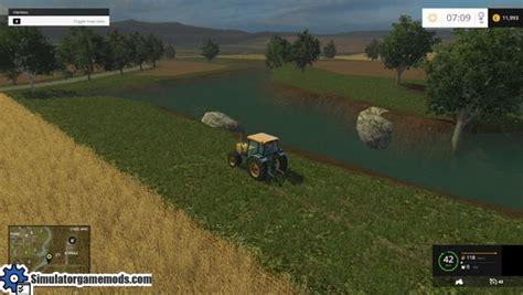 game farm peace mod fs 2015 belqique profende farm map simulator games