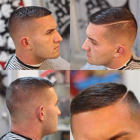 high and tight side part 21 high and tight haircuts men s haircuts hairstyles 2017