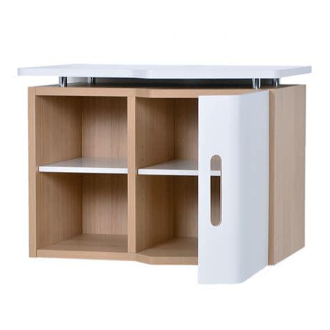 meuble haut bureau meuble bureau haut meuble bureau industriel et bureau