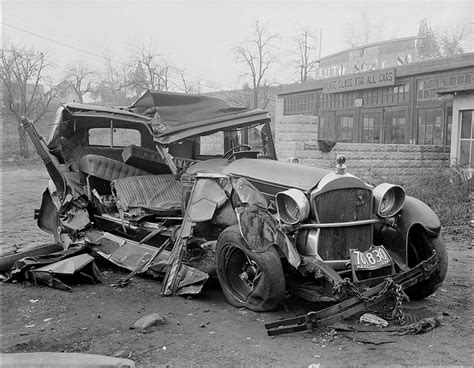 San Diego Upholstery Vintage Photos Of Auto Accidents In Boston 1920s 1950s