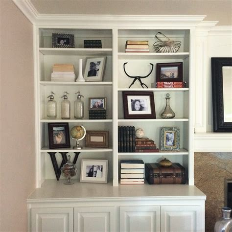 How To Decorate A Bookcase bookshelf d 233 cor ideas diy inspired