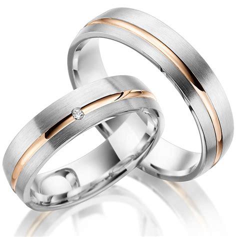 Preiswerte Verlobungsringe by Juwelier Rubin Eheringe Silber Mit Swarovski Kristall