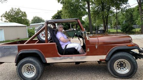 jeep scrambler for sale on craigslist 1985 jeep scrambler cj8 v6 manual for sale city il