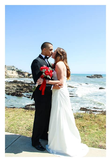 weddings in pismo california small cliff wedding in pismo