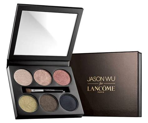 Get A Fashionable Lip Palette For Fall by New Lancome X Jason Wu Eyeshadow Palette Lipstick For