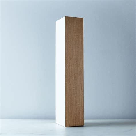 wood bathroom storage steel wood bathroom storage shelf on food52