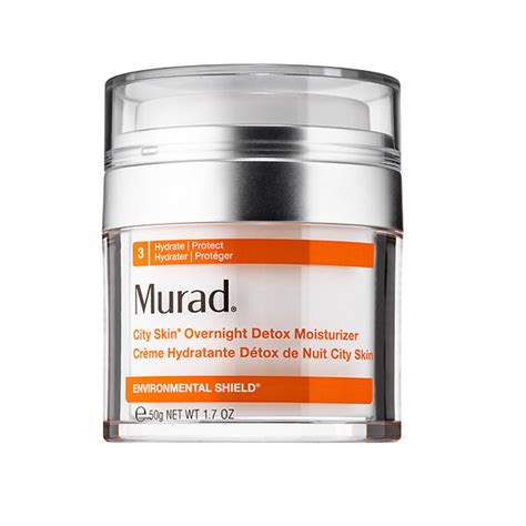 Murad City Skin Overnight Detox Moisturizer Reviews by Editors Picks The Best Products For A Dreamy Slumber