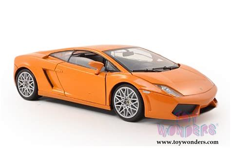 Lamborghini Gallardo Lp560 4 Orange Set 2 Pcs lamborghini gallardo lp5604 top 79152or 1 18 scale