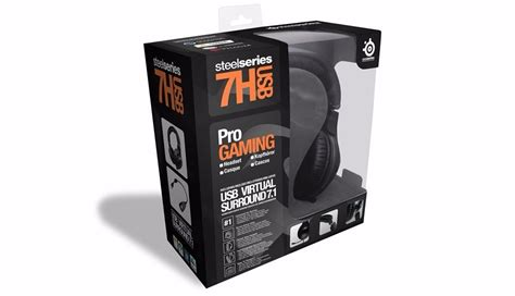 Steelseries 7h Usb headset steelseries 7h usb surround 7 1 pro gaming fone