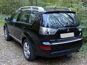 Towbar Mitsubishi Outlander Mitsubishi Outlander Suv 2007 To Sep 2012 Towbar Mccabe
