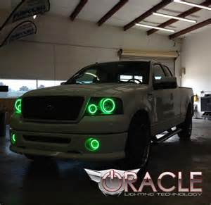 Ford Lights Oracle Halo Lights Complete Assemblies Oem Style For