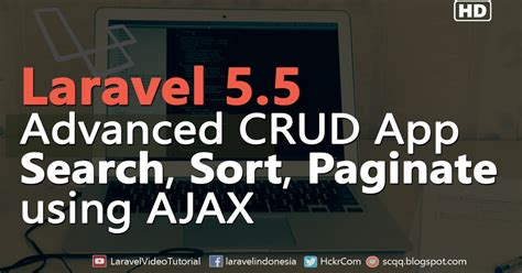 laravel tutorial advanced laravel 5 5 ajax tutorial advanced crud operation with