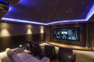home cinema lighting project 11