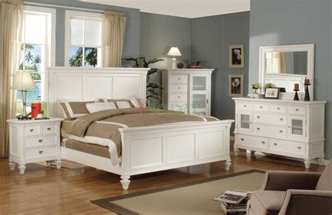 White Bedroom Furniture by Why White Bedroom Furniture Sets Are So Preferred