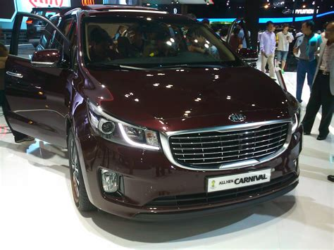 All New Kia Carnival 기아 카니발 Wikiwand