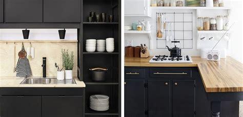 como decorar una cocina negra decorar una cocina con tono negro mate