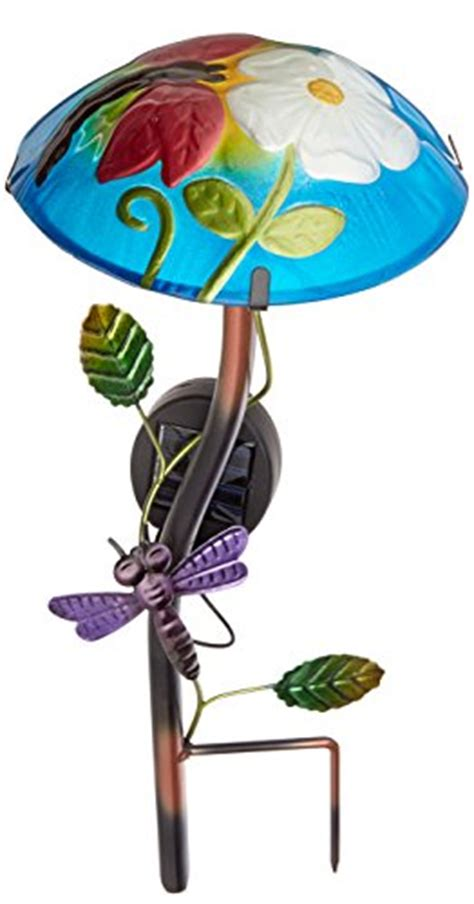 Regal Home And Garden Decor by Regal And Gift Solar Stake Dragonfly No 10342