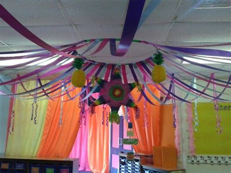 tent ceiling decoration classroom theme pinterest