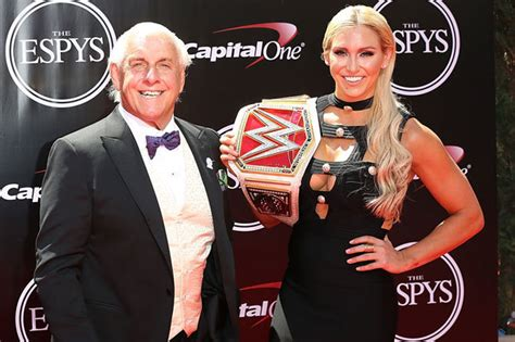 charlotte flair nitro ric flair talks hating wcw problems with eric bischoff