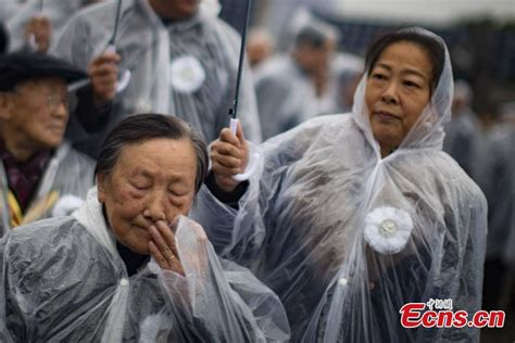 yang dapeng remembrance of a martyr in nanjing 1937 books memorial ceremony remembers the victims of nanjing