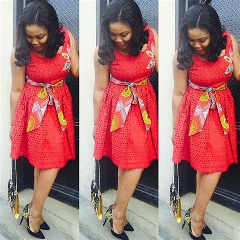 latest short ankara gown lovely asoebi ankara styles short gowns amillionstyles com