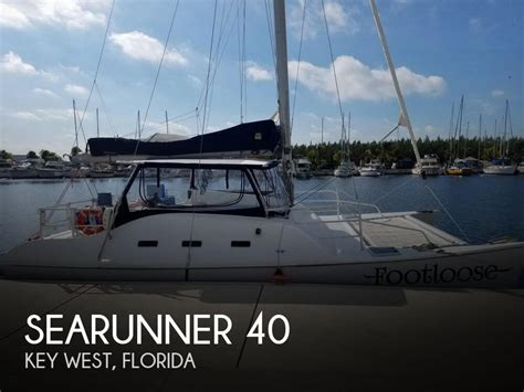 boats for sale west florida for sale used 1998 searunner 40 in key west florida