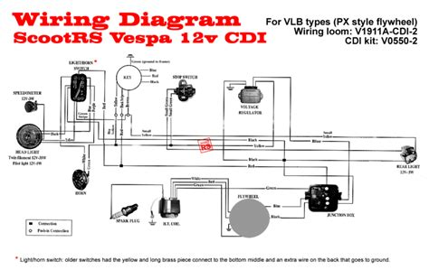 modern vespa will this wiring diagram work wiring