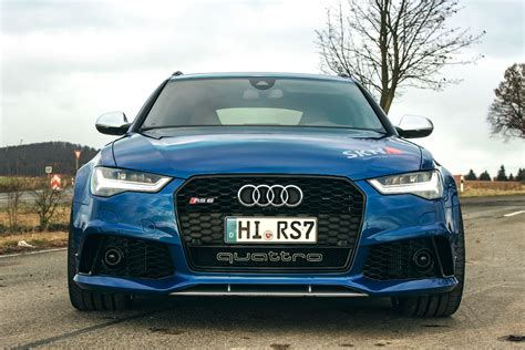 Audi Rs6 Ps by Audi Rs6 Avant Skn Tuning Ab 2016 Mit Noch Mehr Power