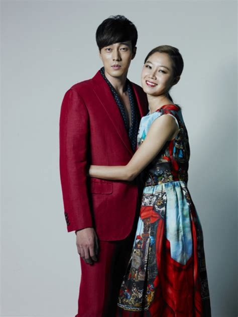 so ji sub poster so ji sub and gong hyo jin are color coordinated for