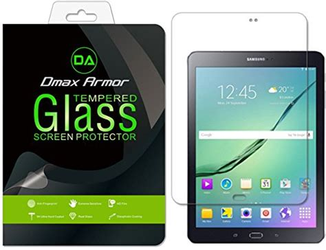 Samsung T715 T710 Tab S2 8 Inch Tempered Glass Screen Protector samsung galaxy tab s2 8 0 inch screen protector dmax