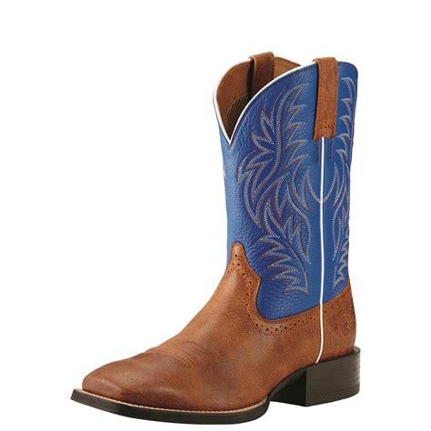 ariat s western boots s ariat 174 rambler western cowboy boots 282582 cowboy