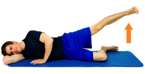 Hip Abduction   Sidelying   Physical Therapy First