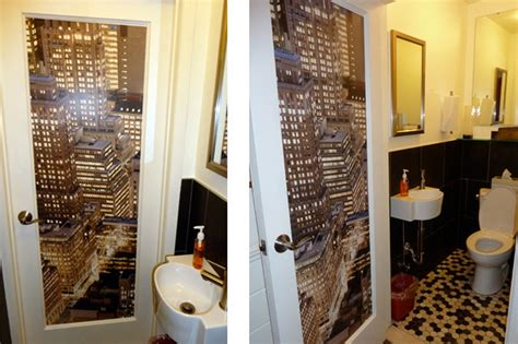 bathroom wall murals   build  house