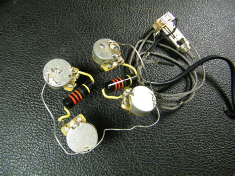 capacitor value les paul gibson custom historic r8 les paul wiring assembly bumblebree capacitors 2009 reverb