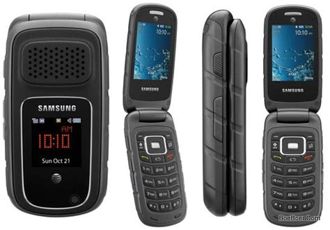 rugged flip phone at t samsung rugby iii rugged 3g gps flip phone att excellent condition used cell phones