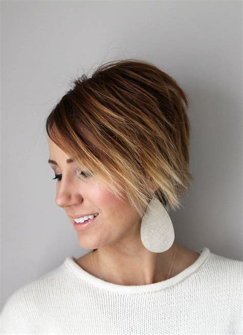 disheveled pixie hair style tutorial 412 best images about me hair on pinterest short hair