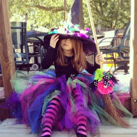 Handmade Witch Costume - witch costume everything